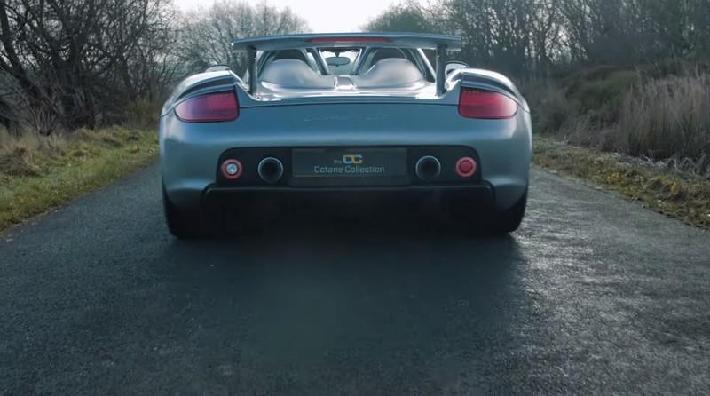 Let the Sound of a Porsche Carrera GT Haunt You Forever - image 890251