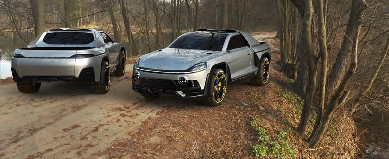 Meet Traycan, the Porsche Pickup Truck We Will Never Get - image 893201