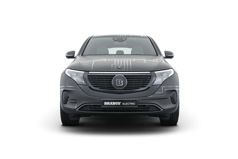 2020 Mercedes-Benz EQC by Brabus