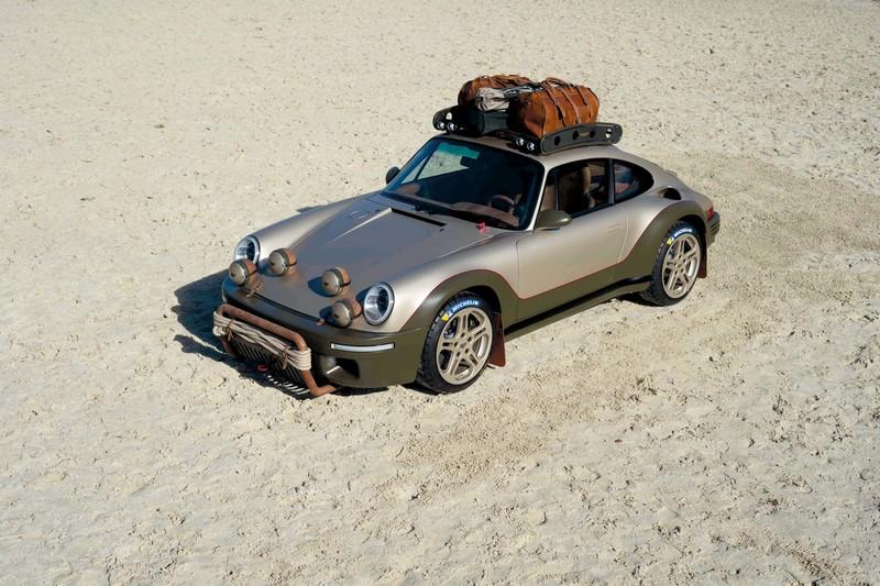 RUF's Rodeo Concept Simply Begs For Your Giddy-Up Exterior - image 891170