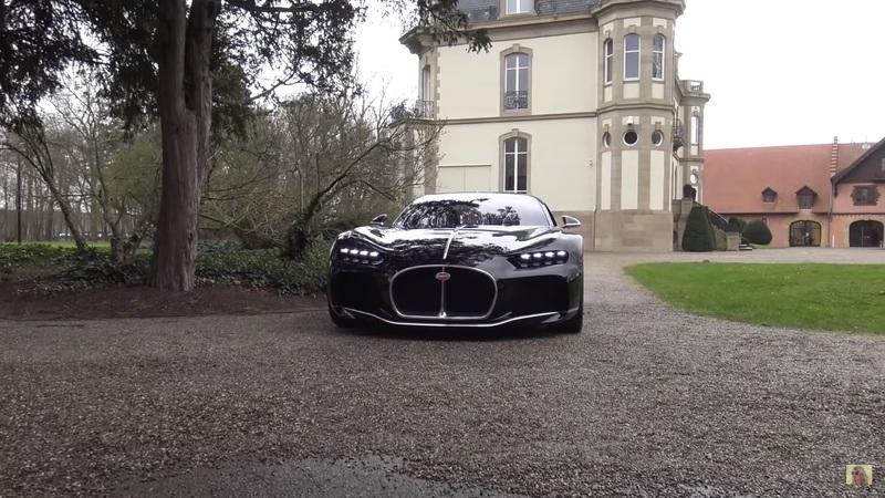 Supercar Blondie Wants You To Enjoy This Video of the Bugatti Atlantic Concept