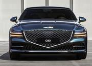 The 2021 Genesis G80 Finally Debuts, We See a Second-Gen Mercedes-Benz CLS - image 893904