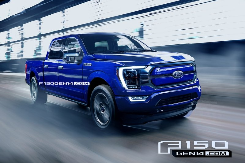 The New 2021 Ford F-150 Could Very Well Look Like This