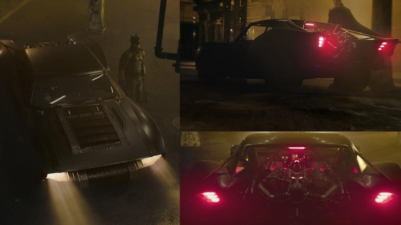 The New Batmobile Is the Lovechild of a DeTomaso Mangusta and a '69 Dodge Charger