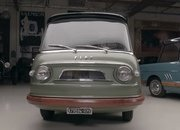 The Only Two Surviving Fiat 600 Multipla Mirafioris Drop By Jay Leno's Garage - image 892396