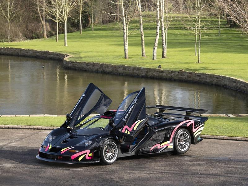 The Very First McLaren F1 GTR Longtail is Up for Sale! Exterior - image 893592