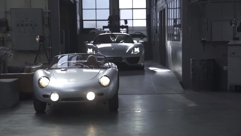 This Anniversary Video for Three Iconic Porsche Models Will Hit You Right in the Feels - image 893755