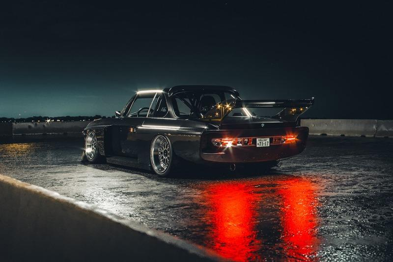 This BMW 3.0 CSL Should Be The Next Batmobile, End Of Discussion