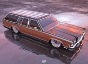This Mercury Grand Marquis Wagon Should Be Built Right Away - image 892658