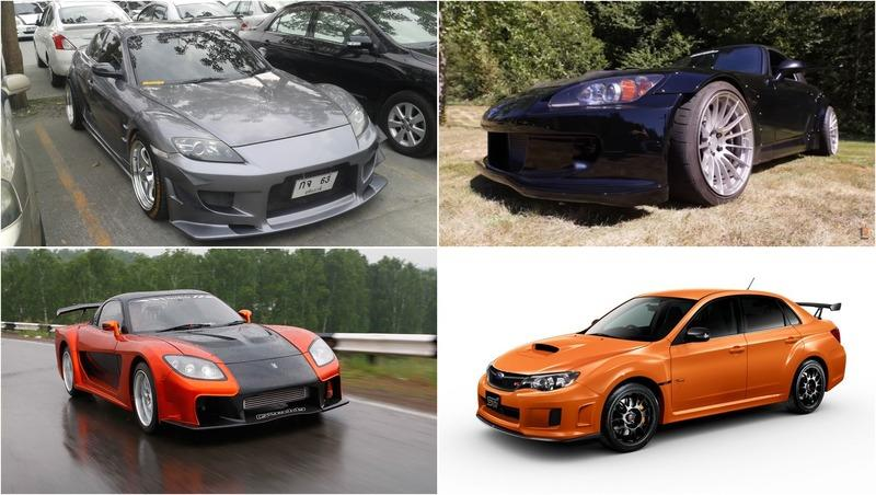 10 Cheap Cars You Didn't Know Make Perfect Tuners