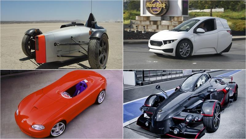 Top 10 One-Seater Cars You Should Have In Your Garage