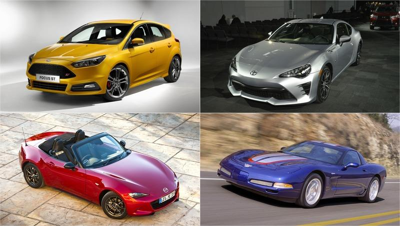 Top 10 Sickest Used Sports Cars That Cost Less Than $20,000