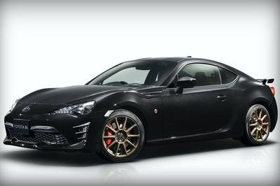 2021 Toyota 86 Black Limited Edition
