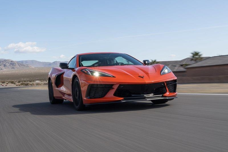 Chevy Has Recalled The C8 Corvette Over Frunk Faults, But Still Blames Owners