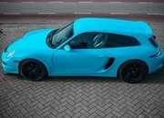 You Can Now Have a Porsche Boxster Shooting Brake, But Is It Blasphemy? - image 892669