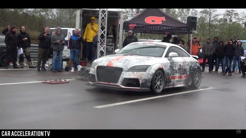 1,300-HP Audi TT RS Is Faster Than Your Dream Car
