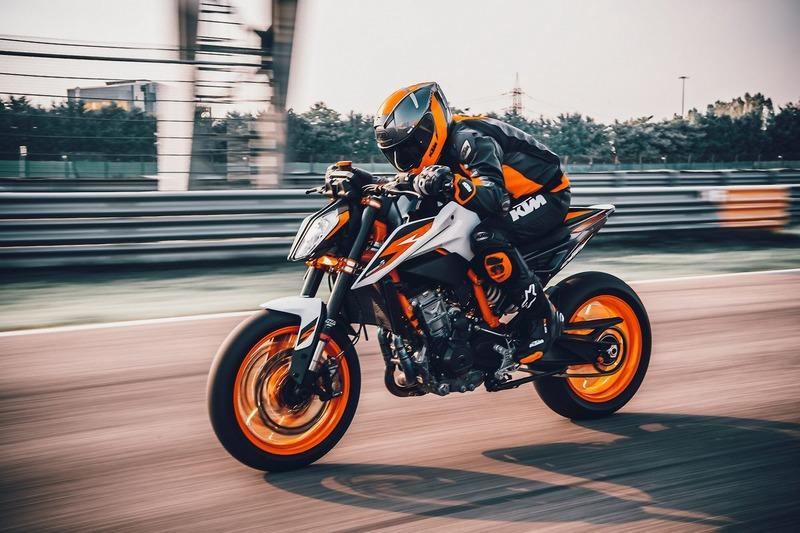 What you need to know about the new KTM Duke 890 R