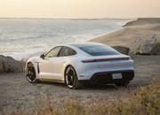 Cheetah Stance Has Brought the Tesla Model S In Line With the Porsche Taycan - image 898369