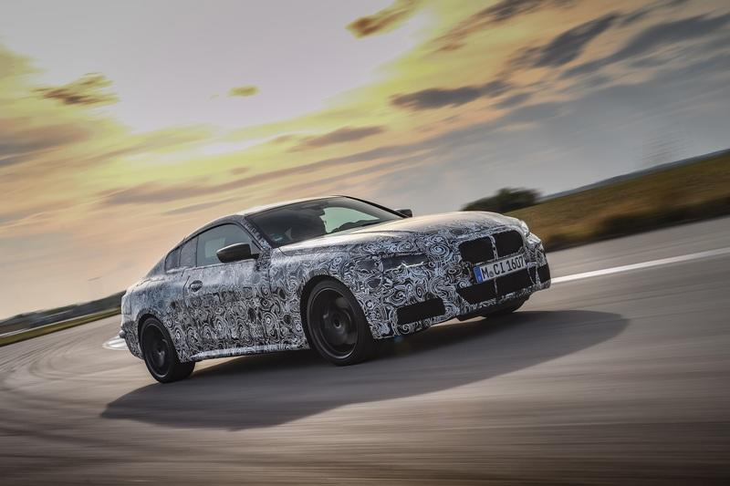 2021 BMW 4 Series Coupé