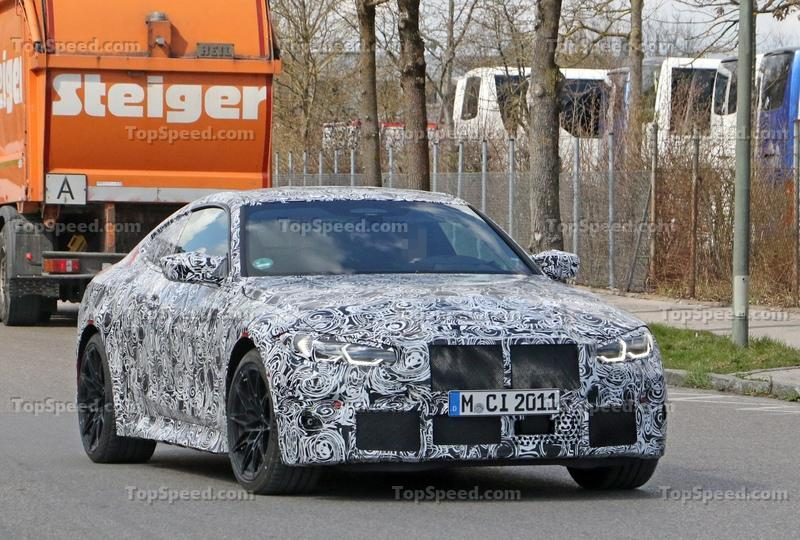 2021 BMW M4 Coupe