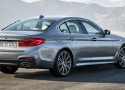 Are These Leaked Images of the 2021 BMW 5 Series Legitimate? - image 898087