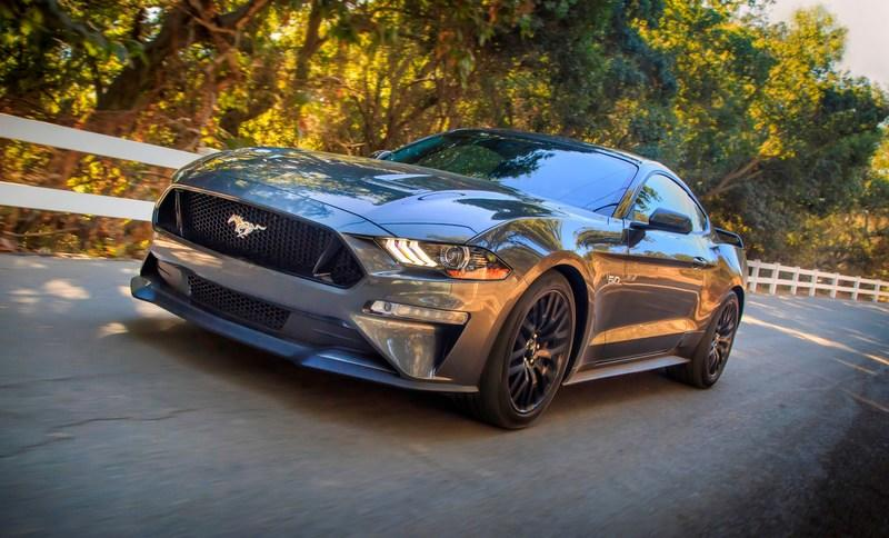 2022 Ford Mustang Will Blend a Hybrid V-8 with AWD