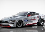 All-Electric Mustang Cobra Jet 1400 Is Ford's New Silent Rubber-Burning Monster - image 896966