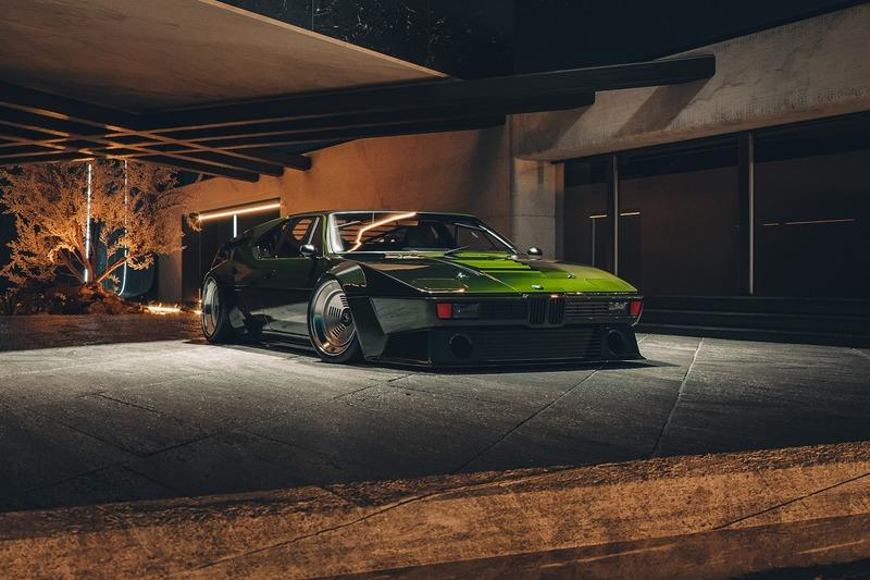 This Alpina Green BMW M1 Procar Looks Absolutely Fabulous