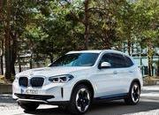 Leaked: Your First Look At the 2021 BMW iX3 SUV EV - image 897442