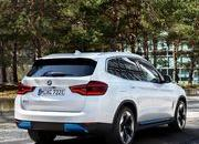 Leaked: Your First Look At the 2021 BMW iX3 SUV EV - image 897441
