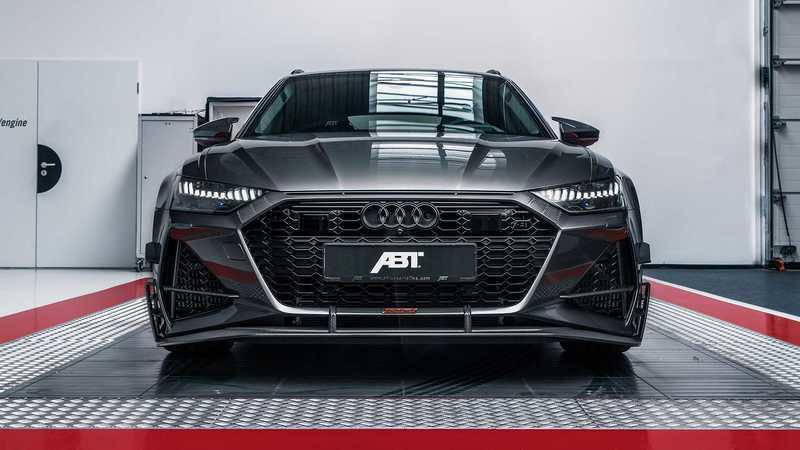 2020 Audi RS6-R Avant by ABT