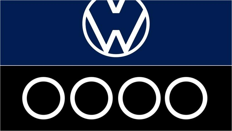 Automakers Promote Social Distancing with Updated Logos