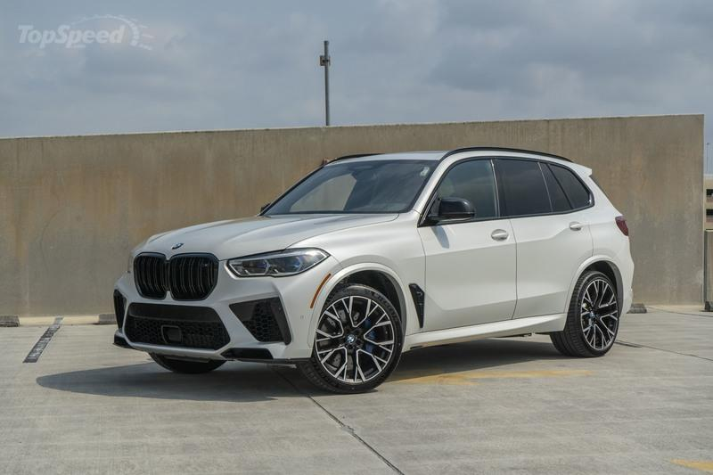 2020 BMW X5 M Competition - Driven