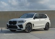2020 BMW X5 M Competition - Driven - image 898970