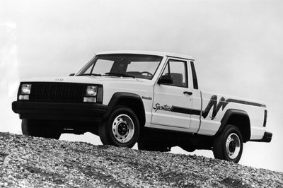 Everything You Didn't Know About The Jeep Comanche