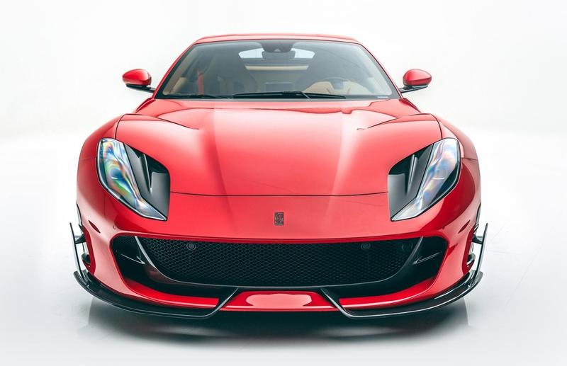 2020 Ferrari 812 Superfast Softkit By Mansory
