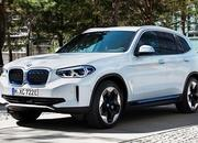 Leaked: Your First Look At the 2021 BMW iX3 SUV EV - image 897444