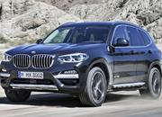 Leaked: Your First Look At the 2021 BMW iX3 SUV EV - image 897445