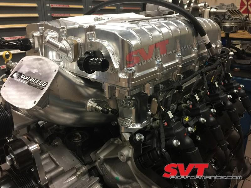 Godzilla Engine In the Ford Super Duty Could Receive A Mighty Boost Thanks To A New Whipple Supercharger - image 895228