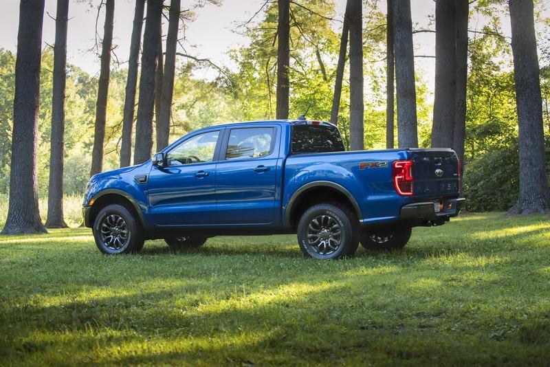 This New Suspension Lift Kit Is Exactly What Your 2019-2020 Ford Ranger Needs - image 895996