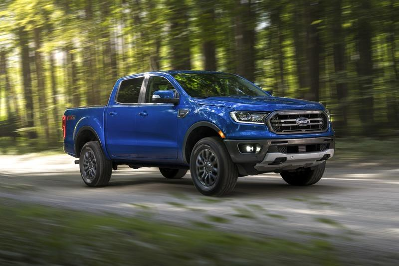 This New Suspension Lift Kit Is Exactly What Your 2019-2020 Ford Ranger Needs - image 895997