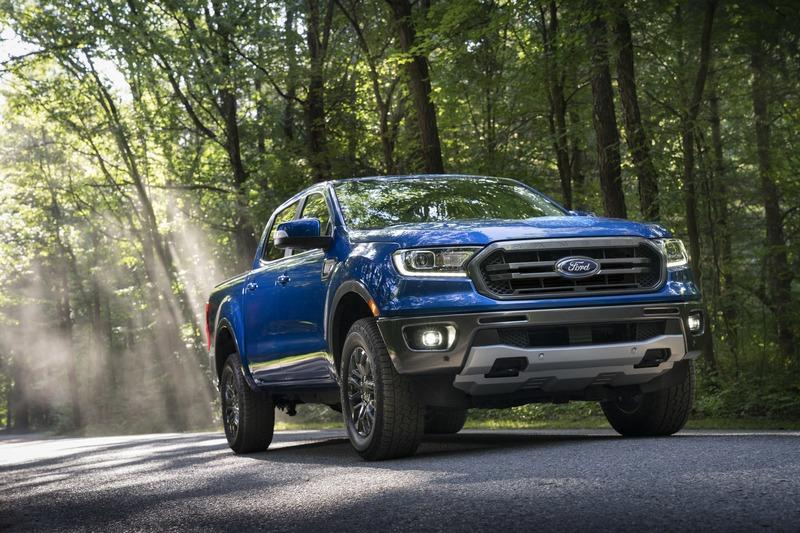 The 2022 Ford Ranger Could Be Offered With An Efficient Hybrid Powertrain