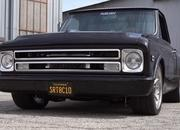 Here's a 1968 Chevy C10 Swapped With A Hellcat Engine! - image 894684