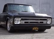 Here's a 1968 Chevy C10 Swapped With A Hellcat Engine! - image 894688
