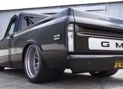 Here's a 1968 Chevy C10 Swapped With A Hellcat Engine! - image 894689