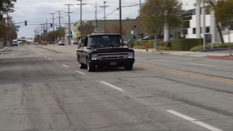Here's a 1968 Chevy C10 Swapped With A Hellcat Engine! - image 894683