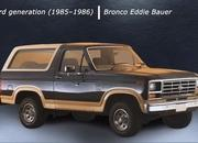 Here's a Cool Video That Shows You Every Generation of the Ford Bronco - image 897465