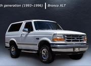 Here's a Cool Video That Shows You Every Generation of the Ford Bronco - image 897452