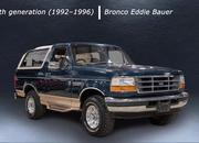 Here's a Cool Video That Shows You Every Generation of the Ford Bronco - image 897454