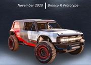 Here's a Cool Video That Shows You Every Generation of the Ford Bronco - image 897455